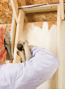 San Jose Spray Foam Insulation Services and Benefits